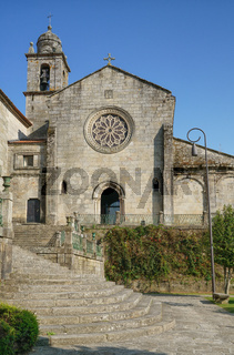Iglesia de San Francisco, Pontevedra, Camino de Santiago, Spanien