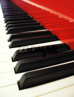 Red Piano