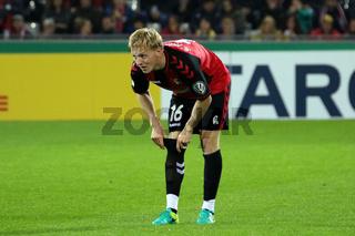 DFB-Pokal 16/17 2. HR: SC Freiburg vs SV Sandhausen