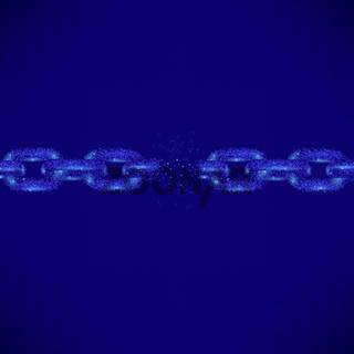 Broken Polygonal Chain