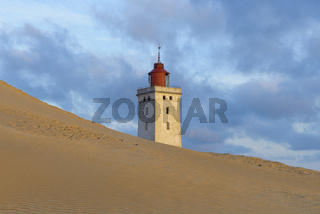 Lighthouse and Dune