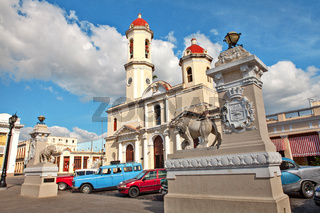 Cienfuegos, Cuba: Our Lady of the Immaculate Conception Cathedral