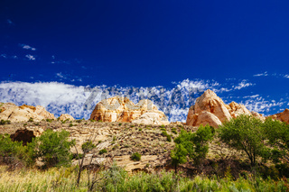 Capital Reef National Park, Utah, USA