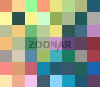 color squares background