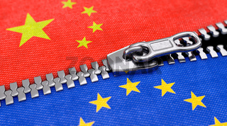 Cooperation between Europe and China