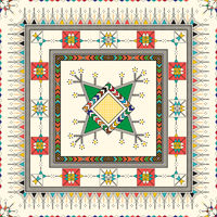 Al-Qatt Al-Asiri pattern 52