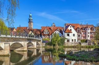 View of Lauf an der Pegnitz, Germany