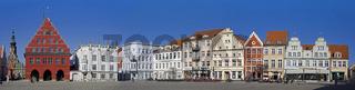 Greifswalder Marktpanorama
