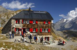 Lämmerenhütte des Schweizer Alpenclubs, Schweiz