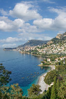 Monaco,Cote d`Azur,Frankreich