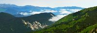Mountain view in Ariege