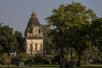 Parvati Mandir in Western Group of Temples in Khajuraho