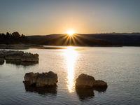 Sunrise at Suha Punta Rab Croatia