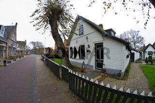 Häuser auf Ameland - Houses on Ameland