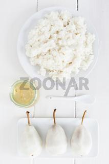 Fruchtiges Milchreis Dessert zubereiten