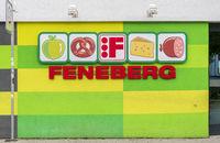 Filiale der Firma Feneberg in Kempten