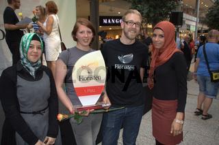 Deutsche Meisterschaften der Floristen 2012