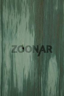 grüne Holzbretter Wand im Shabby-Style