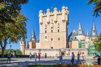 Alcazar - Castle of Segovia