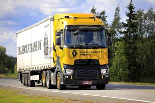 Renault Trucks T High Renault Sport Racing