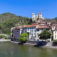 Dolceacqua town