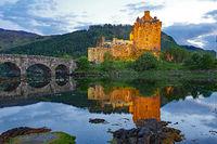 Das Eilean Donan Castle
