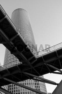 Futuristic Architecture Fragment