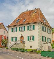 Pfarrhaus St. Nikolaus, Allensbach am Bodensee