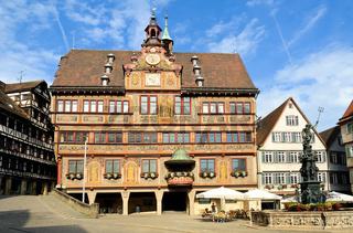 Tübinger Rathaus