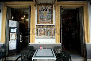 Bar 001. Spanien
