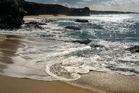 Portugal: Praia Grande in Porto Covo
