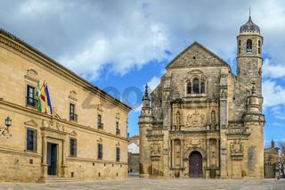 Holy Chapel of the Saviour, Ubeda, Spain