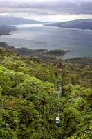 Tropical Rain Forest Canopy Tram