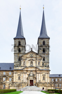 Monastery in Bamberg