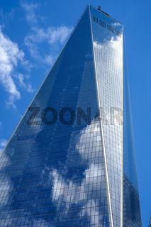 One World Trade Center (New York Manhattan)