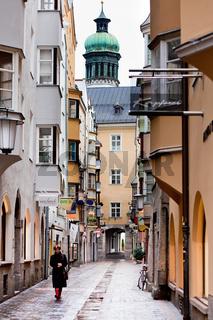Streets of Innsbruck