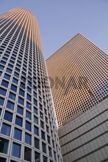 Fragment of Modern Buildings