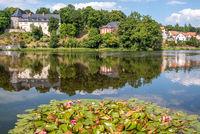 Stiege Stadt Oberharz am Brocken Stieger See