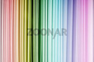 Rainbow Paper Background