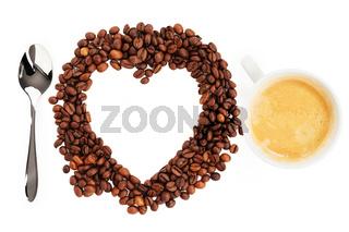 i love kaffee bohnen