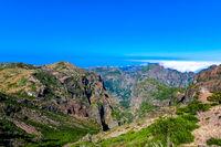 The Pico do Arieiro, Madeira, Portugal, Europe