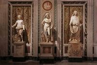 Rome, Galleria Borghese. Sculpture