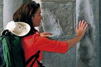 Spanien: Pilgerritual an der Kathedrale in Jaca