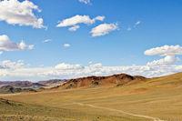 Mongolian Road