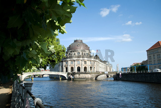 Bode Museum an der Spree, Berlin