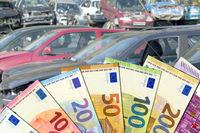 Autoverwertung und Geld