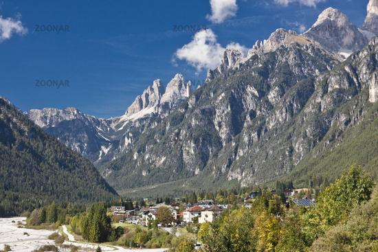 Auronzo  di Cadore, Dolomiten, Italien, Europa,