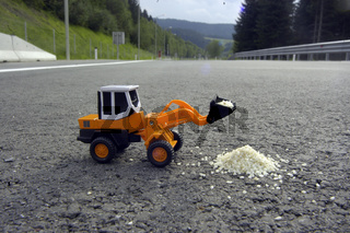 road construction in civil engineering
