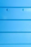 Blue steel wall | Texture