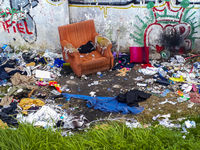 Garbage and Objects, Montevideo, Uruguay